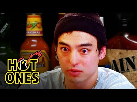 Joji Sets His Face on Fire While Eating Spicy Wings | Hot Ones - UCPD_bxCRGpmmeQcbe2kpPaA