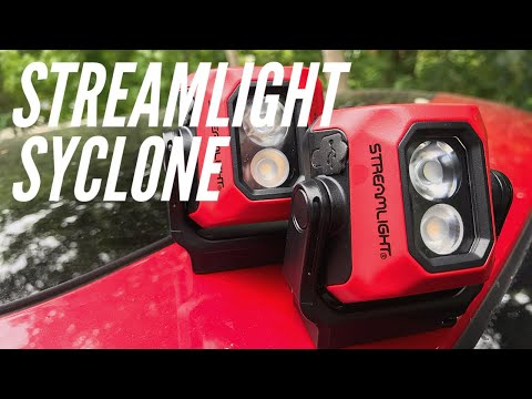 Streamlight Syclone Work/Utility Lights For Car, Home, Bug Out Bag, Emergencies