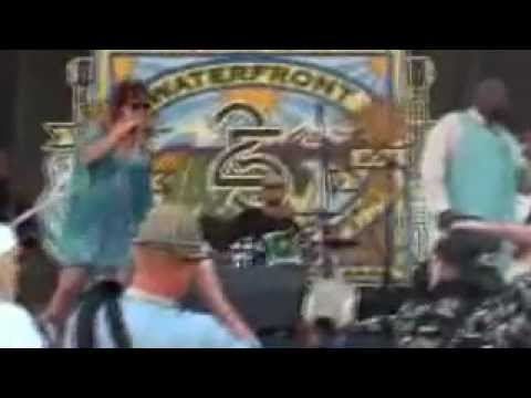 cynthia sugaray waterfron blues festival