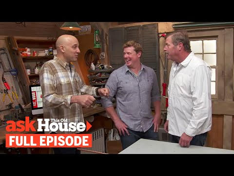 Ask This Old House | Garden, Shed, Stains (S15 E13) | FULL EPISODE - UCUtWNBWbFL9We-cdXkiAuJA
