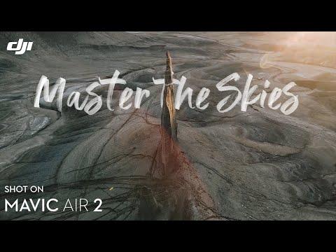 DJI Mavic Air 2 - Master the Skies