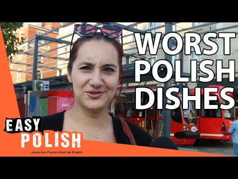 Which Polish food do you hate the most? | Easy Polish 122 photo