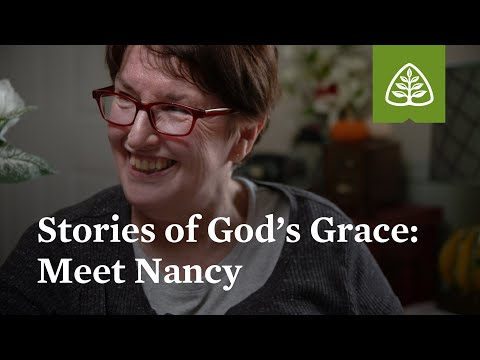 Stories of God's Grace: Meet Nancy