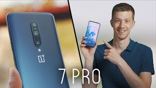 Vidéo-Test : OnePlus 7 Pro : TEST COMPLET et AVIS PERSONNEL