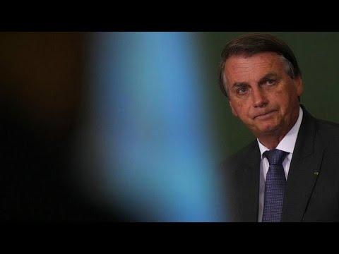 Letiltotta a brazil elnököt a YouTube