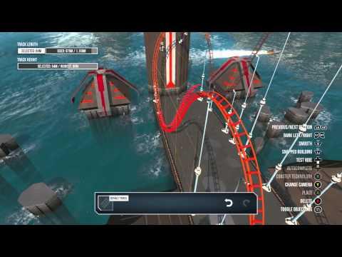 Screamride Xbox One Gameplay - default