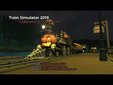 [SoH] 2 - Pumpkin Predicament (Livestream 29/10/2018)