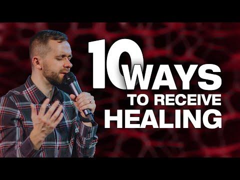 10 Ways To Receive Healing @Vlad Savchuk