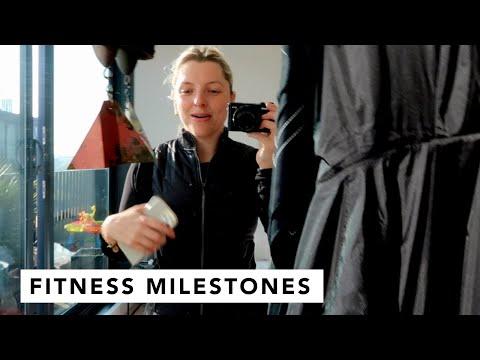 Hitting a Fitness Milestone! | Estée Lalonde