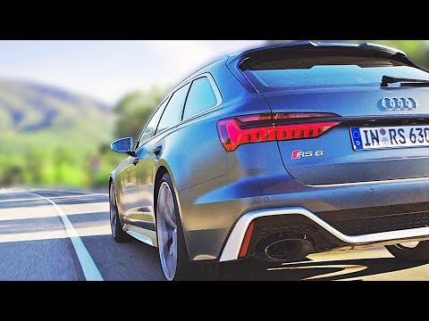 2020 AUDI RS6 ? The Beast is Back ? Design, interior, driving