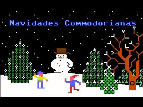 NAVIDADES COMMODORIANAS (1) - C64 Real 50 Hz