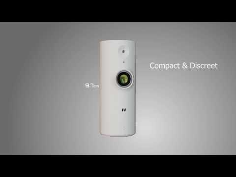Mini HD Wi-Fi Camera DCS-8000LH