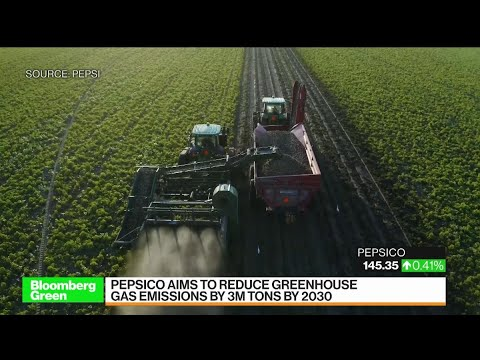 Pepsico Sets New Green Targets That Helps Farmers