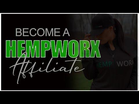 BECOME A HEMPWORX AFFILIATE |HEMPWORX PRESENTATION