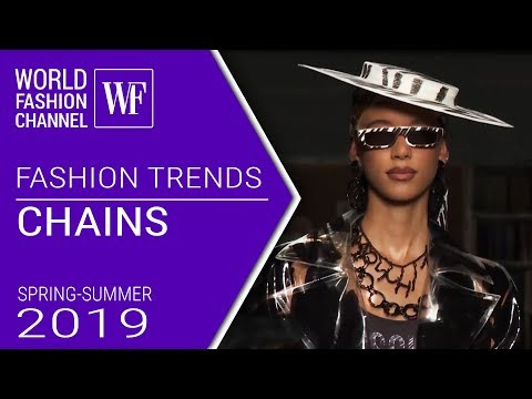 Chains | Fashion trends spring-summer 2019