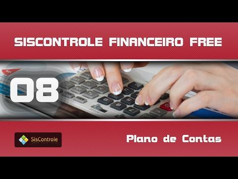 08 Plano de Contas - Curso Siscontrole Financeiro Free