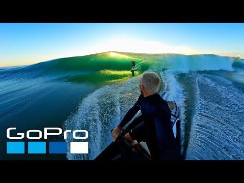 GoPro: Backlit Barrels with Joel Scott