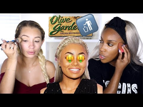 GRWM w/ Nicol Concilio! Chatting Collabs, Blacc Chyna and WHACK Olive Garden! | Jackie Aina