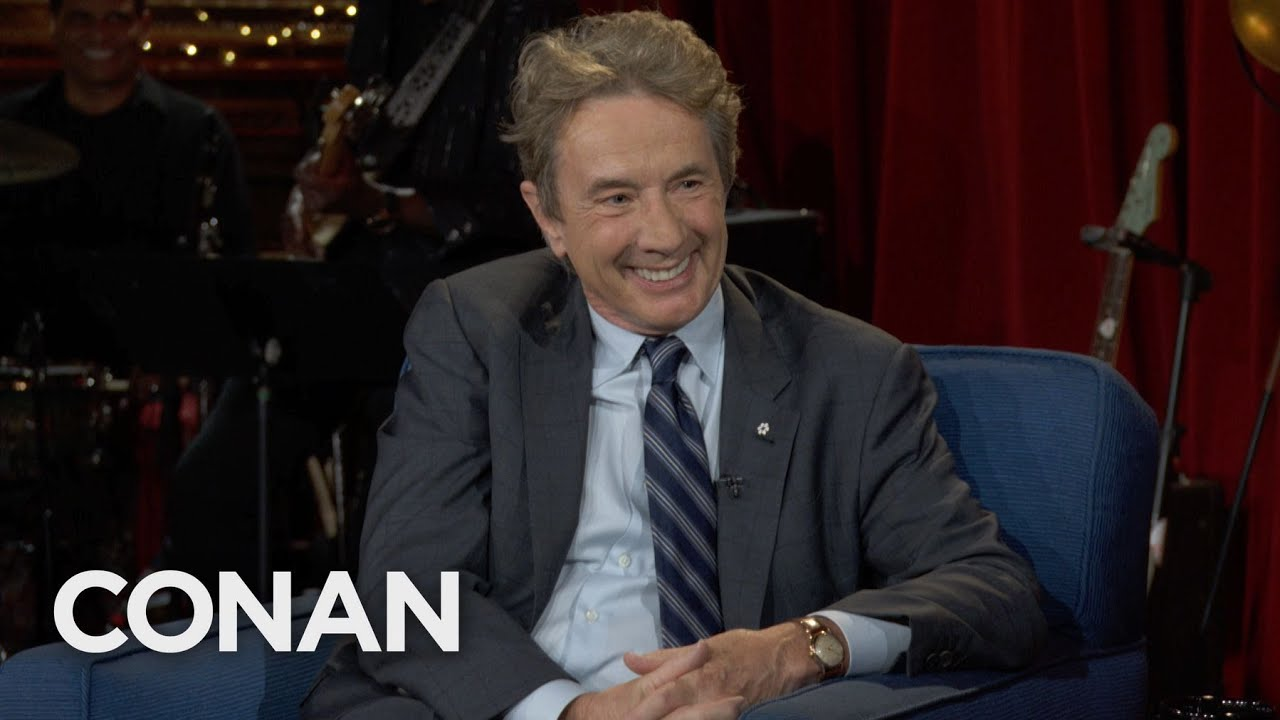 Martin Short On The Inspiration Behind SNL's Nathan Thurm – CONAN on TBS