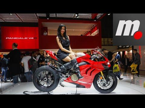 Ducati 2019 | Salón de Milán / EICMA / Review en español