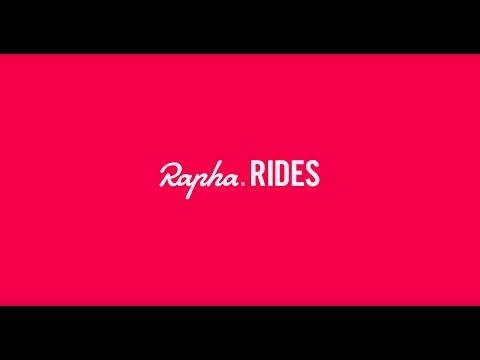 Introducing Rapha Rides
