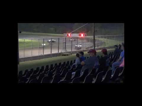 Sport Mod Amain - dirt track racing video image