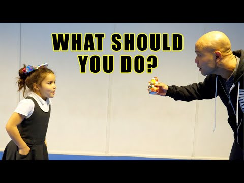 Self Defense for Kids | Master Wong - GNT