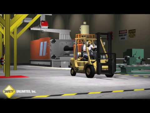 Wearing a Seatbelt in a Forklift May Save Your Life