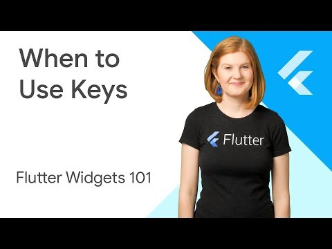 When to Use Keys - Flutter Widgets 101 Ep. 4 - UC_x5XG1OV2P6uZZ5FSM9Ttw
