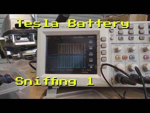 Tesla Full Pack BMS Controller Communication