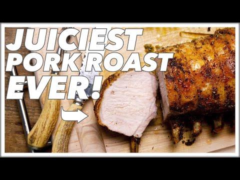 🔵 Juicy Roast Rack of Pork Recipe || Glen & Friends Cooking - UCsU15yvILBmnHPeAf4SFVaQ