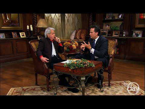 Achieve Super Health Through Nutrition- A special sermon from Benny Hinn