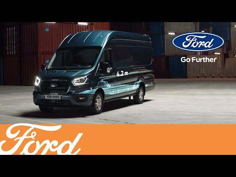 Nye Ford Transit – Nytte | Ford Norge