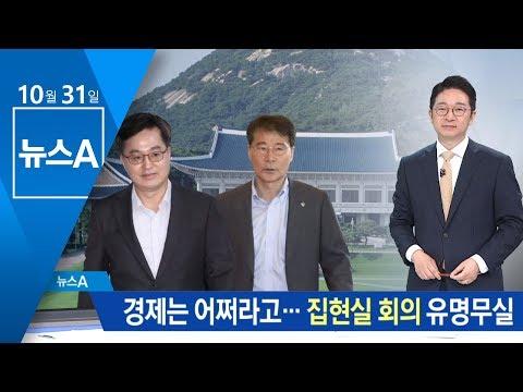 '집현실 회의' 유명무실…힘 빠진 김동연·장하성? | 뉴스A