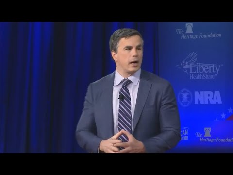 Tom Fitton @ #CPAC 2017: 'Deep State Bureaucrats are SUBVERTING the Rule of Law!'
