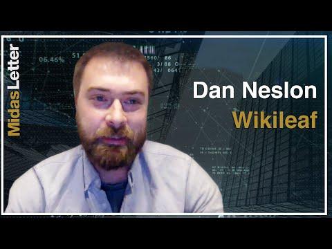 Wikileaf Technologies (CNSX:WIKI) Founder & Ceo, Dan Nelson