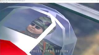 sega demul 0.7 rare asf dreamcast prototype - propeller arena -cats -  airport - 1080p 60fps