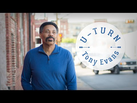 U-Turn Sermon Series by Tony Evans - Trailer