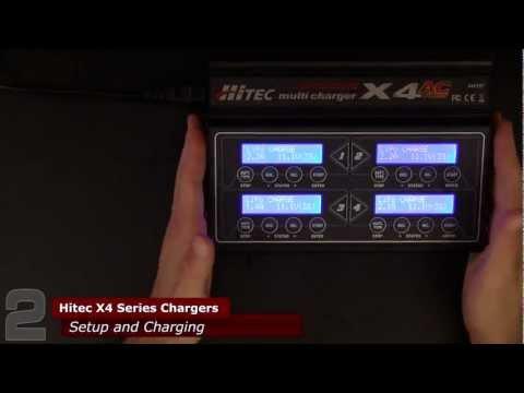 Hitec X4 Series Chargers - Workshop Clinic - UCDHViOZr2DWy69t1a9G6K9A
