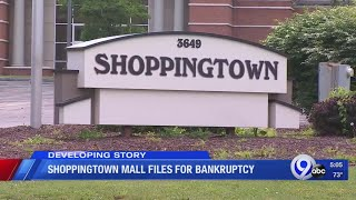 Shoppingtown Mall files for bankruptcy
