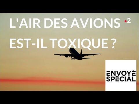 nouvel ordre mondial | Envoyé spécial. L'air des avions est-il toxique ? - 26 avril 2018 (France2)