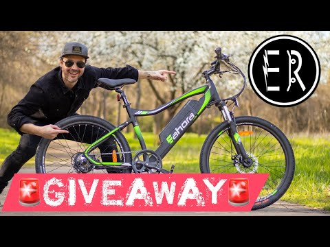 !!GIVEAWAY!! EAHORA XC100 electric bike review: $899 BUDGET BUY!!