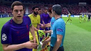 Champions League Finale Barcelona vs Liverpool