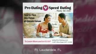 ft lauderdale speed dating)