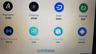 8 altcoins to be listed on coinbase?? What we do now??