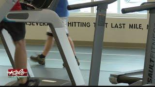 From walker to runner