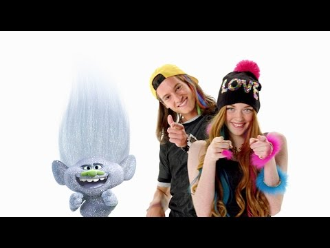 Macy's Exclusive DreamWorks Trolls Collection