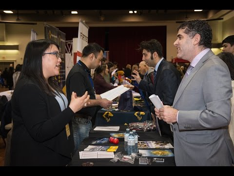 MOSAIC's 5th Annual Job & Career Fair (2016)