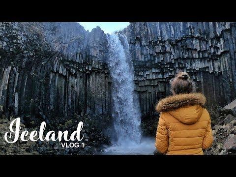 Southwest Iceland Road Trip Day 1: from Hvolsvöllur to Hof
