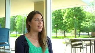 认识UIS人类发展咨询学生Renae Calder